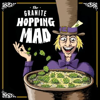 HOPPING MAD (CASK CONDITIONED)