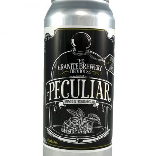PECULIAR STRONG ALE