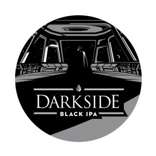 Darkside Black IPA